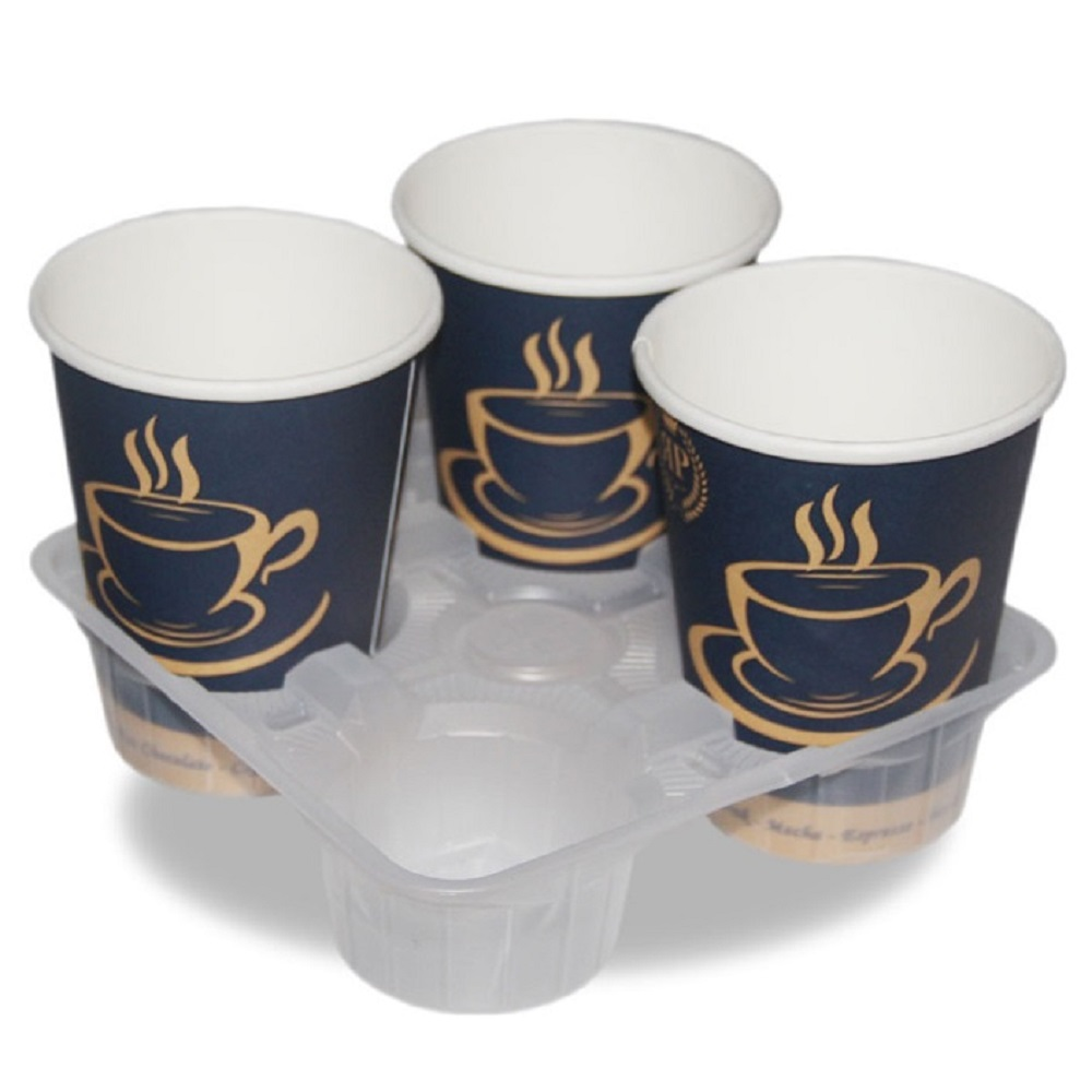 coffer cup trays
