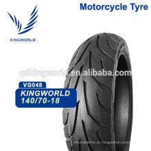 140/70-18 pneu de tubeless com alta qualidade