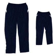 Pantalons design de mode pour hommes en polyester