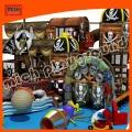 Pirate Ship Amusement Playground Equipment Ride для продажи