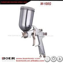 High pressure Spray Gun furniture coating spray gun W-100G