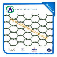 High Quality Great Pliability Galvanized Heavy Hexagonal Wire Mesh