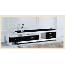 Black Cover Living Room TV Stand (8230)