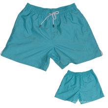 Yj-3008 Hommes Blue Microfiber Athletic Exercise Pants