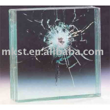 MKST G3 armored  bullet proof GLASS Military Use ballistic glass