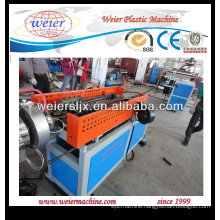 PP PE eletric wire pipe making machine