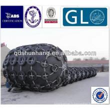 Dia2m x3.5m certificat de CCS marine amortisseurs pneumatiques de bateau de polyform