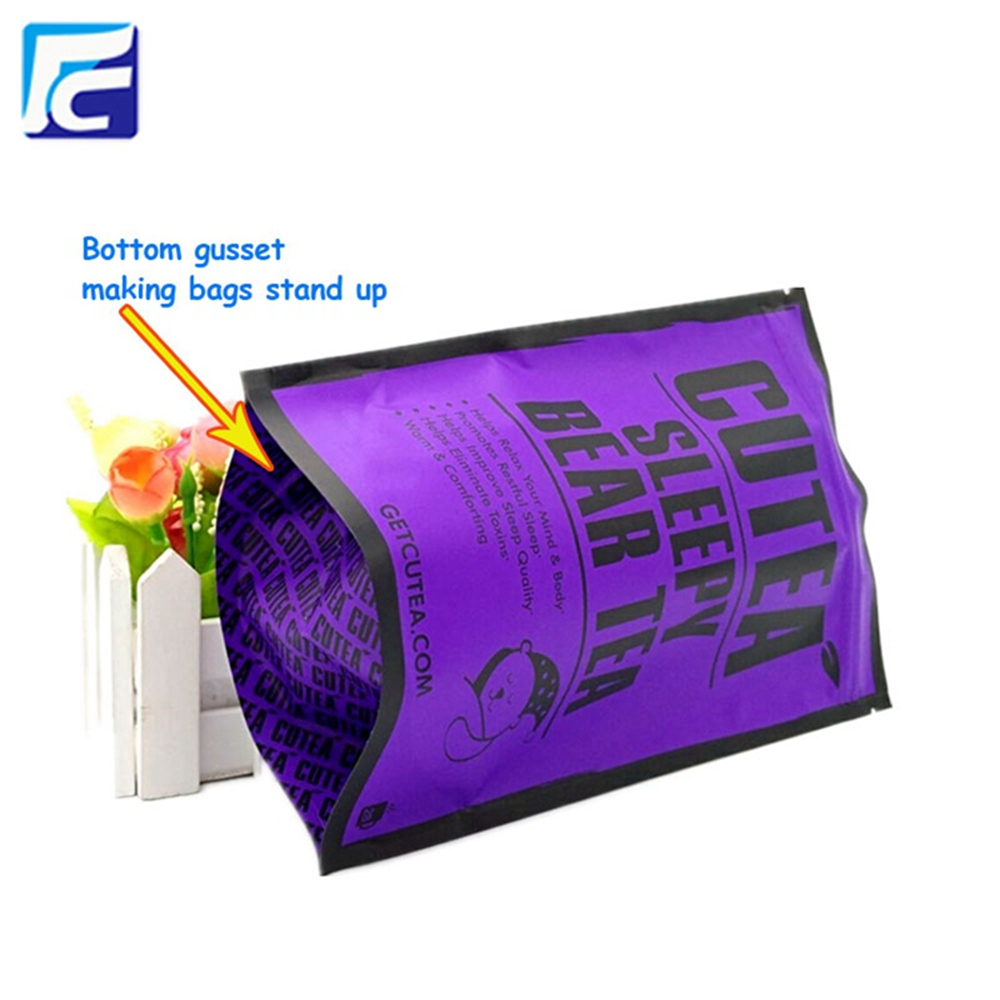 Custom Printing Powder Packaging Bag