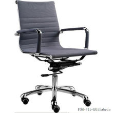 Buena plantilla de cliente de Full Fabric Gray Color Office Chair (FOH-F15-B05)