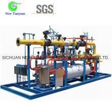 0.05-0.5MPa Équipement de régulation de pression de pression de pression de travail, régulateur de gaz