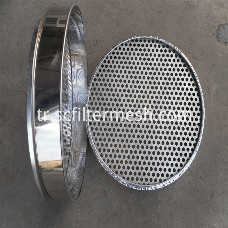 Perforated Metal Sieve