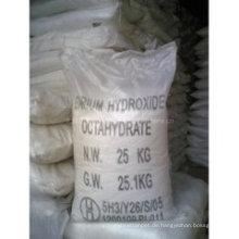 Bariumhydroxid / Bariumhydroxidmonohydrat mit hoher Reinheit / Ba (OH) 2. H2O 99%