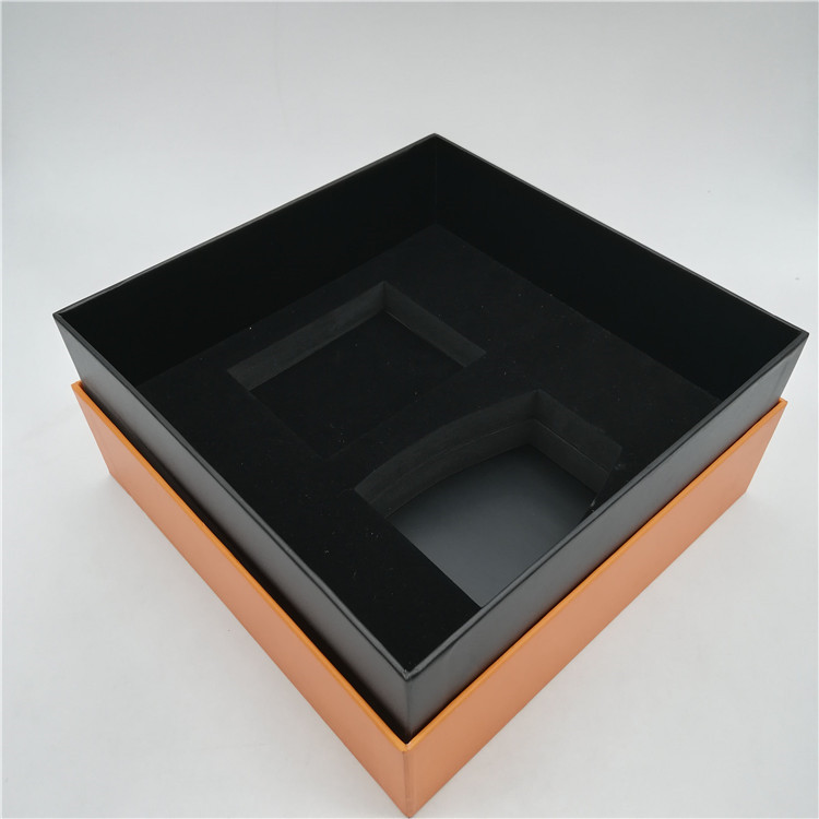 Top And Bottom Box With Eva Foam