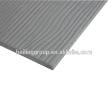 High Quality 9mm Thickness Natural Wood Grain Siding Cement Panel