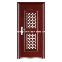 Hermosa puerta de seguridad de diseño (FX-G0860)