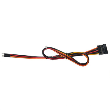 Harnais de fil électrique SATA pour serveur