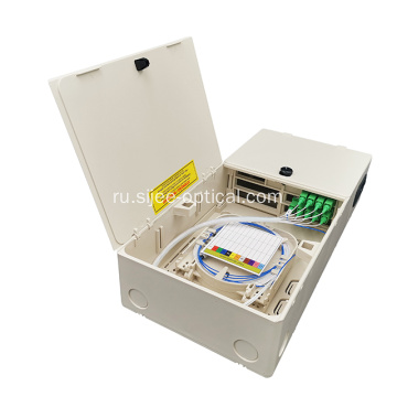 Новый компактный оптический распределитель Box 1X32 PLC Splitter