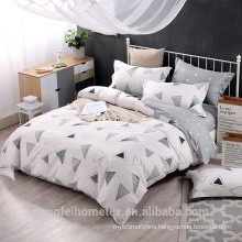 Comfortable microfiber fabric for bedding sheet with great quality