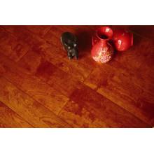Wide Plank Antique Birchengineered Flooring, Engineered Wood Floor