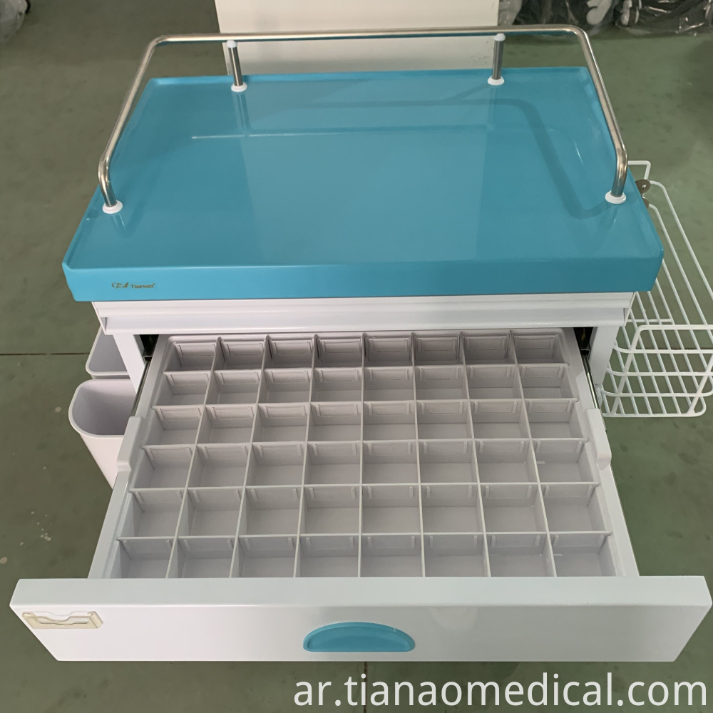 Medical Anesthesia Trolley