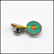 Basic Metal Jeans Button for Jacket