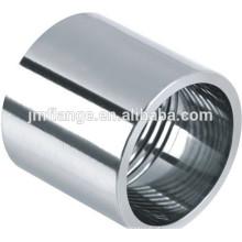Tubos de aço inoxidável sem costura / acoplamentos DIN2986