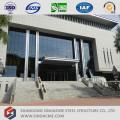 Centro de esportes de telhado de quadro de espaço de aço