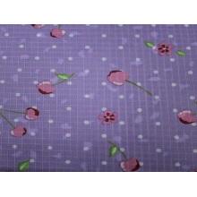 Tissu imprimé à carreaux de haute qualité à bas prix 3