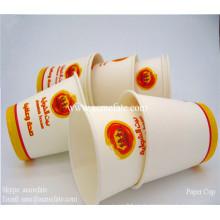 Heiße Verkauf Einweg-Kaffee-Papier-Schalen
