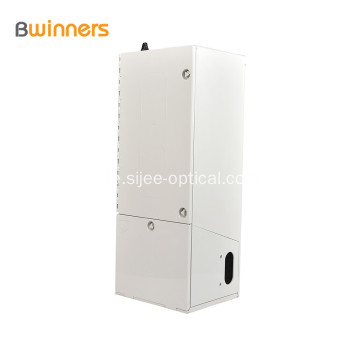 Fiber Optic Termination Box 48 Fiber Indoor Kunststoff Multi Operator Box