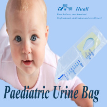 Bolsa de orina pediátrica para bebé