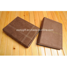 Brown Faux Suede Photo Albums for 4 X 6 Photos