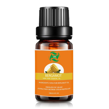 Huile de bergamote pure 100% Nature Essential Oil