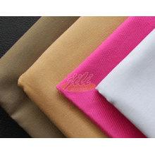 T65c35 gris et tissu de plaine ou textile de sergé pour le vêtement