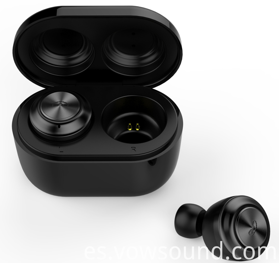 TWS Stereo Earphones Bluetooth In-Ear Headphones