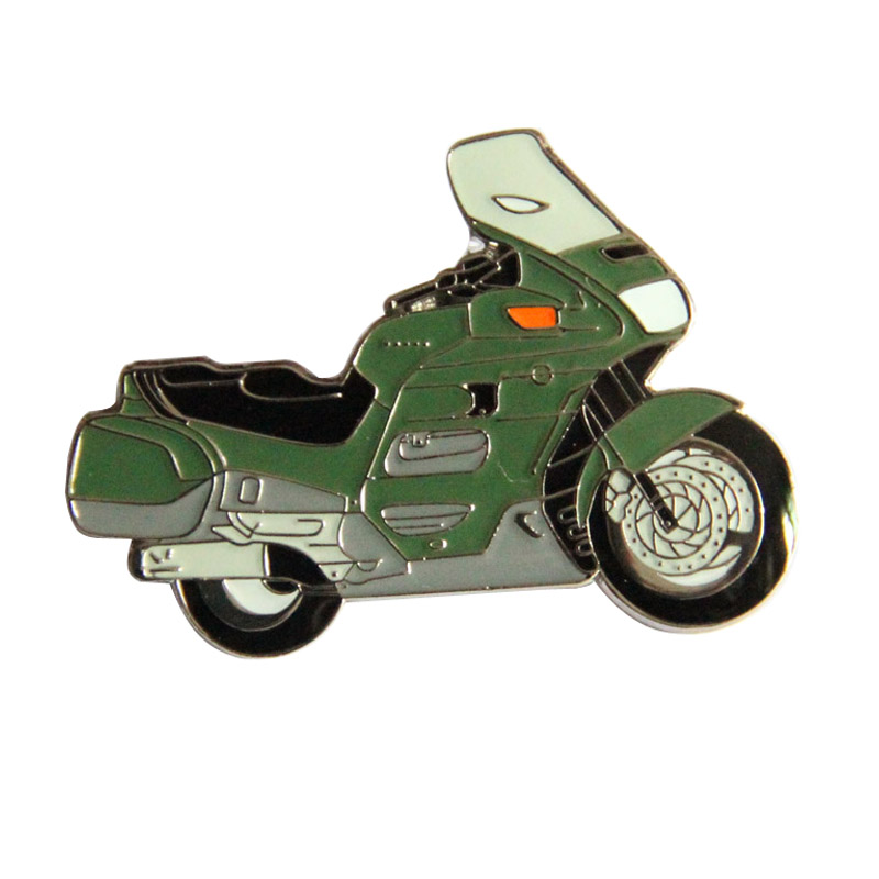 Lapel Pins (KJ-1604-M047 -green)