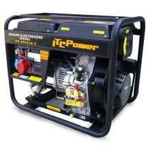 ITC-POWER open type Diesel Generator 5kVA