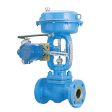 Hlc Small Size Single Seat Pneumatic Pressure Control Valve / Sleeve Type