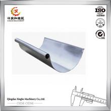 China Manufacturer Roller Coating Aluminum Coil Rain Gutter Aluminum Gutter