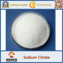 Sodium Citrate C6h5na3o7.2H2O/High Quality 99% Sodium Citrate