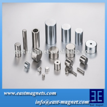 rare earth high coercive force cylinder magnet