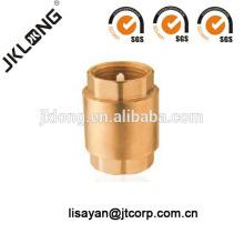 J5003 Geschmiedete Messing-Feder-Rückschlagventil