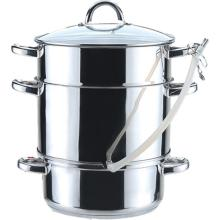 Stainess steel Juicer pot