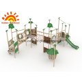 HPL Enfants Multiply Net Bridge Avec Swing Playhouse