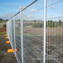 Temporary Fence Australia Hot Sale Galvanized from China Factory Fencing, Trellis & Gates Low Carbon Steel Wire Metal