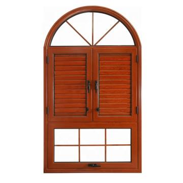 Nouveau modèle Huiwanjia Personnalisable Aluminium Jalousie Fenêtre