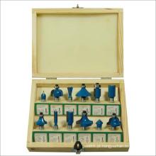 Conjunto de bits de roteador de ferramentas Pta-Misc para OEM de alta qualidade de madeira