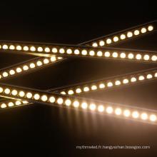 étanche boîte de nuit décoration unique couleur led barre lumineuse SMD 5050 rgb wall washer lumières 48 W 24 V