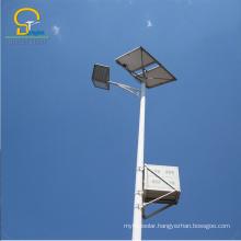 Latest Design Factory Price solar panel street light bracket