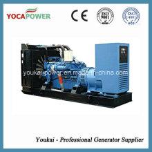 Motor de 4 tiempos Mtu 800kw / 1000kVA Elecric Diesel Generator Set